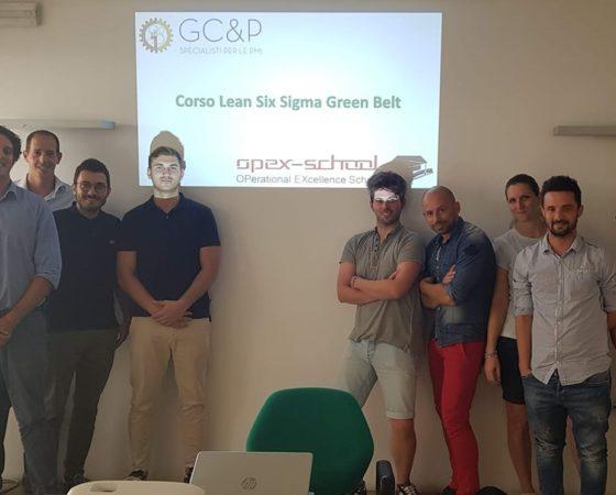 Corso LSS GB in partnership con GC&P